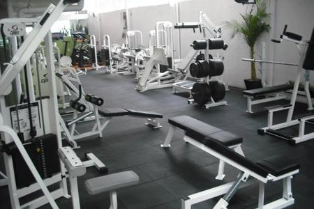 The Green Life Gym -