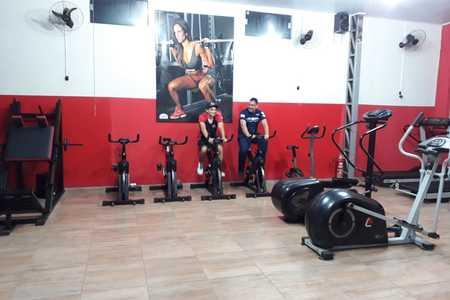 Academia Espaço Fitness