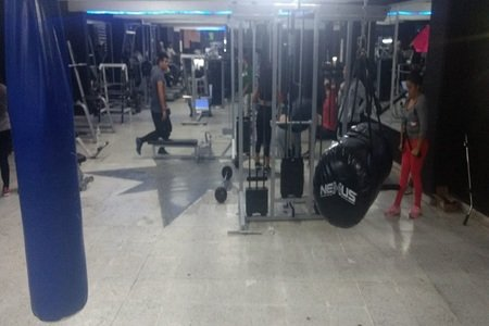 Sport Club Iron Fit -