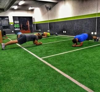 Box Alcatéia Center Fitness