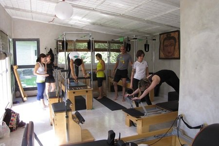 Zoiat Metodo Pilates y Postural Training