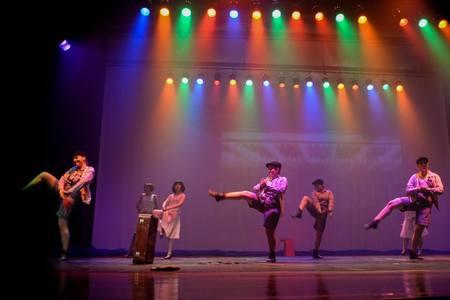 Cia de Artes e Danças Corpu's Dance -