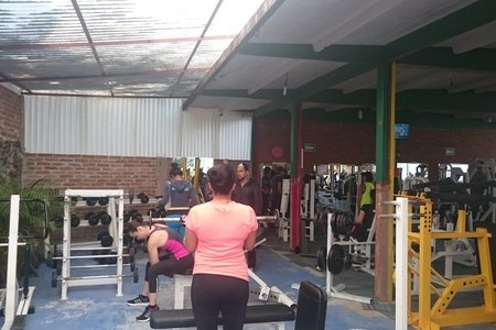 Gym Tepepan -