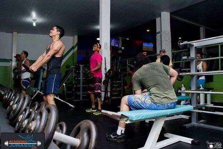 Academia Jurassic Gym