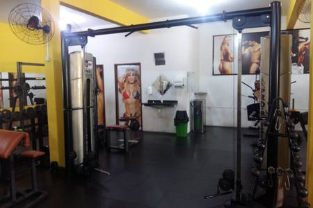 Academia New Life Fitness