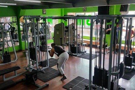 Gym Zeus Neza