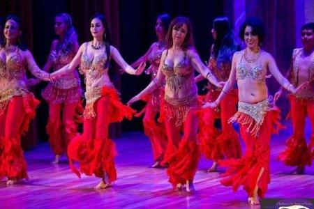 Academia de Danza Arabe Morah Najam -