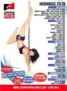 Legarreta Pole & Dance