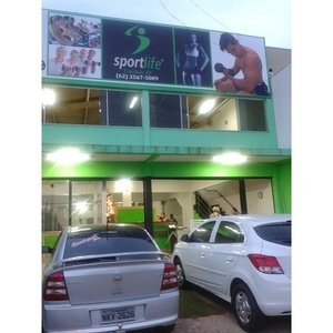 Academia Sport Life - Jd. Novo Mundo -