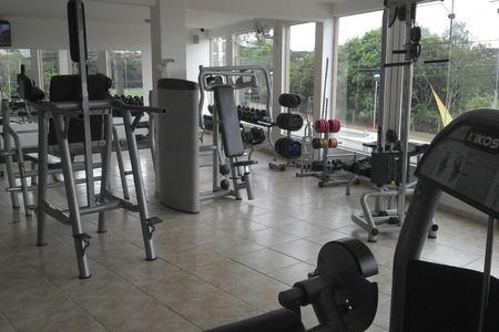 Academia Wolf Fitness -