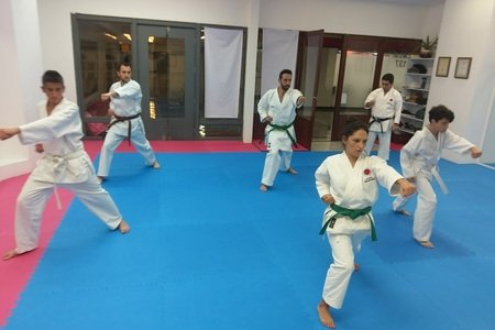 JKA Mexico Karate Do Sucursal Lomas de Padierna -