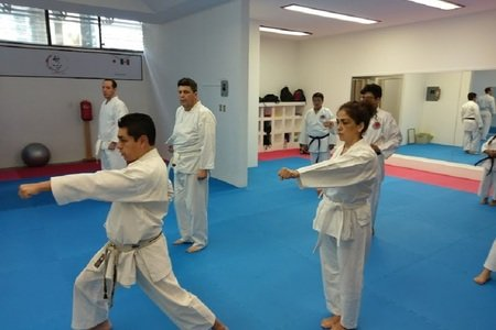 JKA Mexico Karate Do Sucursal Lomas de Padierna
