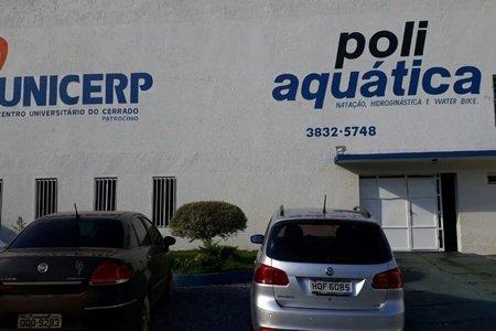 Escola de Natação Poli aquática
