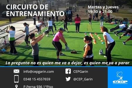 CEP Garin