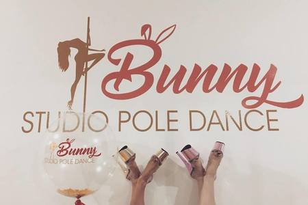 Bunny Pole Dance -