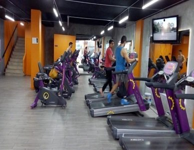 Ak Systems Fitness Club / Coyoacan