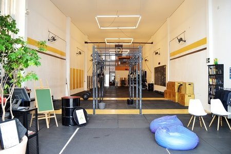 Hipster Crossfit