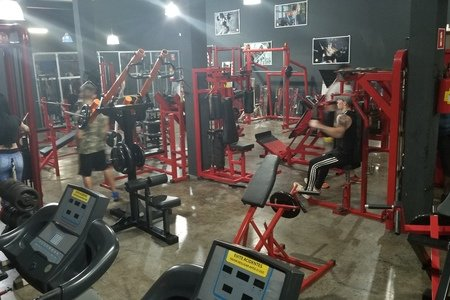 Fight Fitness Academia