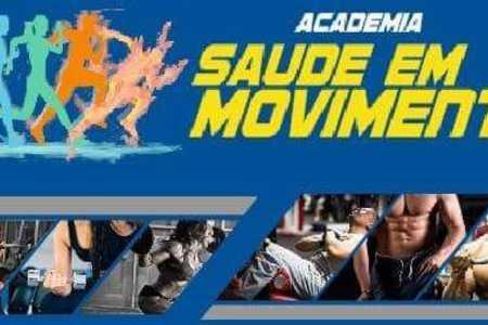 Academia Saude em Movimento