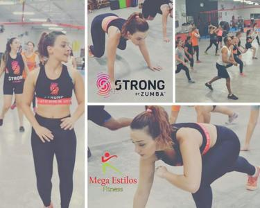 Academia Mega Estilos Fitness