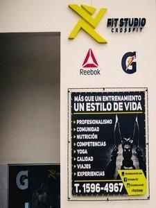 Fit Studio Crossfit Santa Anita