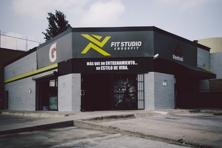 Fit Studio Crossfit Guadalupe