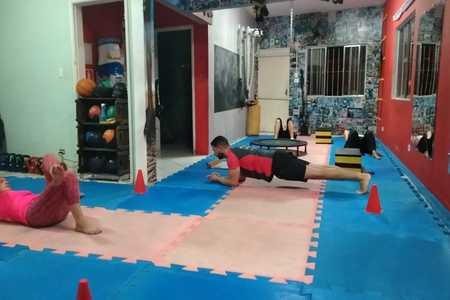 Life Trainner Treinamento Funcional