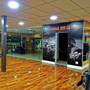 Novo Luz Fitness -