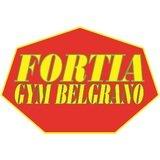 Fortia Gym Belgrano - logo