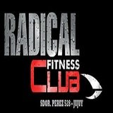 Radical Fitness Club - logo