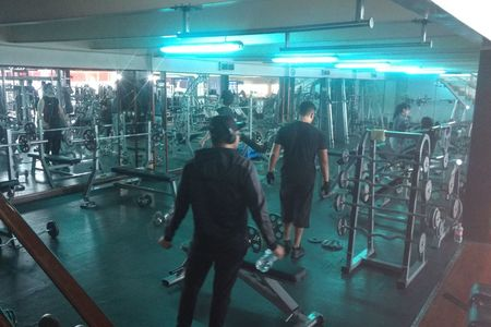Aesthetics World Fitness Club