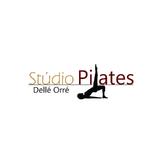 """""""Studio De Pilates"""" Delle Orre - logo"""