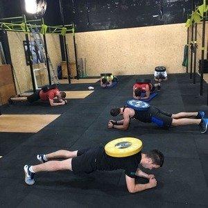 Box Arena Training -