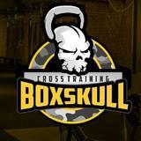 Box Skull - logo