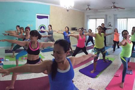 Yoga en Síntesis Veracruz Ananda