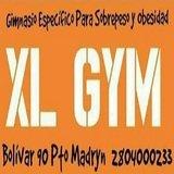 XL Gym - logo