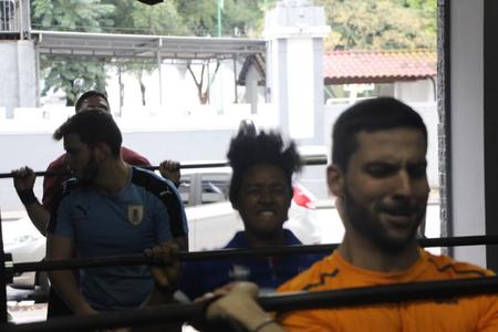 Crossfit Maracanã Tijuca
