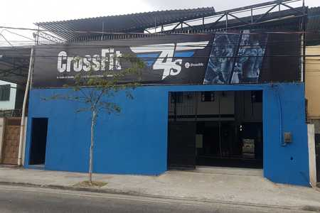 Crossfit 4s -