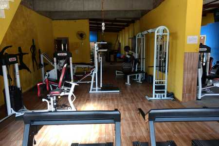 Time Fitness 1 -