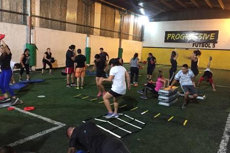 Progressive Área Fitness -