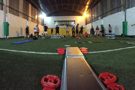 Progressive Área Fitness