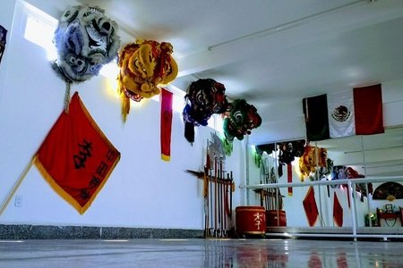 Kung Fu Leegarkuen -