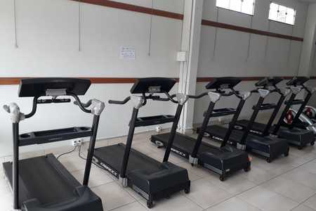 Academia Master Fitness -
