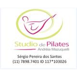 Studio De Pilates Andreia Mazuquelli - logo