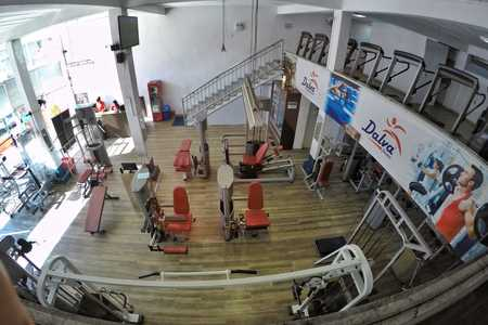 Academia Dalva Fitness -