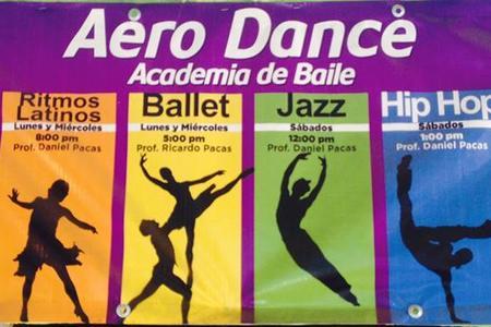 AERO DANCE ZUMBA