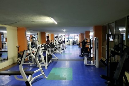 Loieros Gym Viaducto
