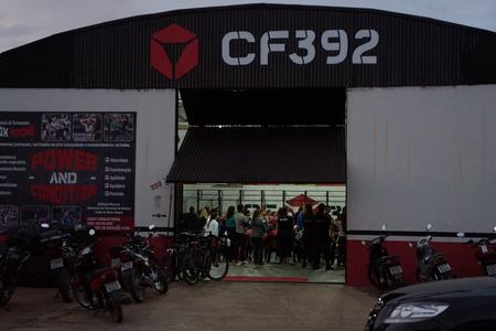 Academia CF 392