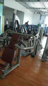 Academia Companhia Fitness