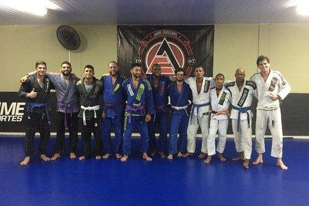 Academia Cemporcento Brazilian Jiu Jitsu -